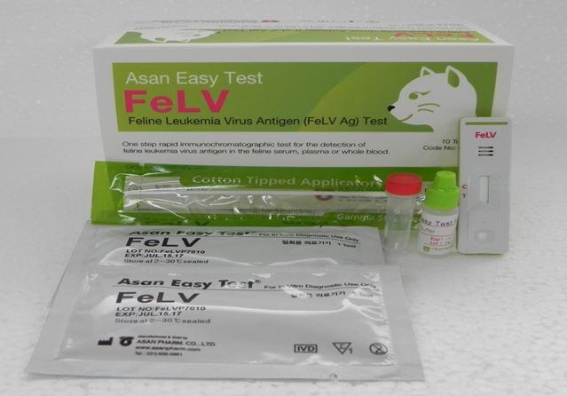 Asan Easy Test FeLV