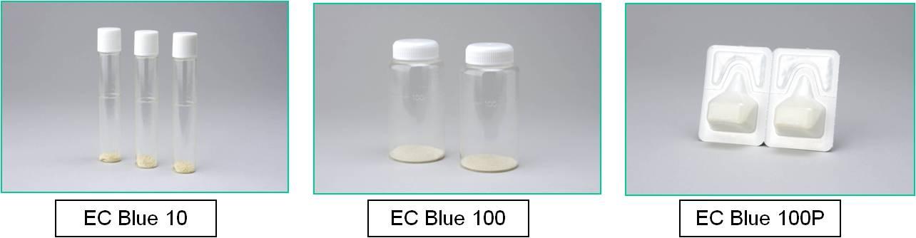 건조 가루 배지 - EC Blue 100